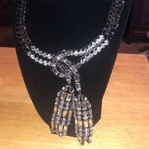 BCBG MAX AZRIA statement necklace